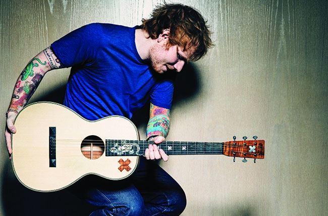Ed Sheeran Castle On The Hill Sheet Music, Piano Notes, Chords