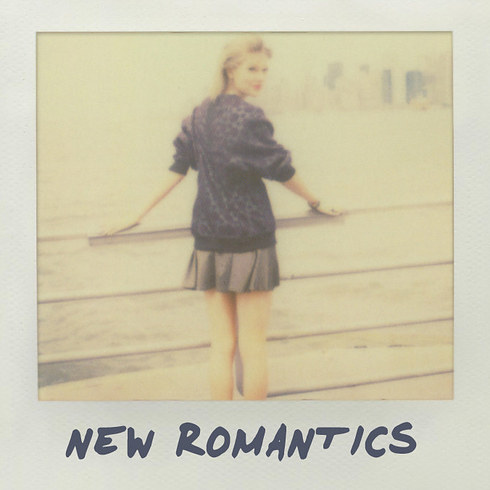 Taylor Swift New Romantics Sheet Music, Piano Notes, Chords Taylor Swift