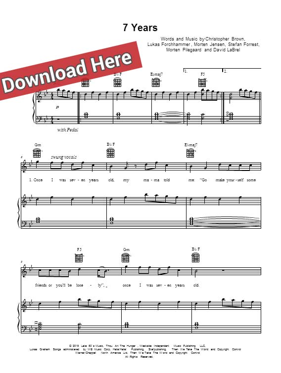 Piano Thousand Years Piano Chords Letters Thousand Years Piano And