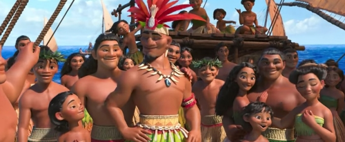 motion picture, movie, animation, moana, disney